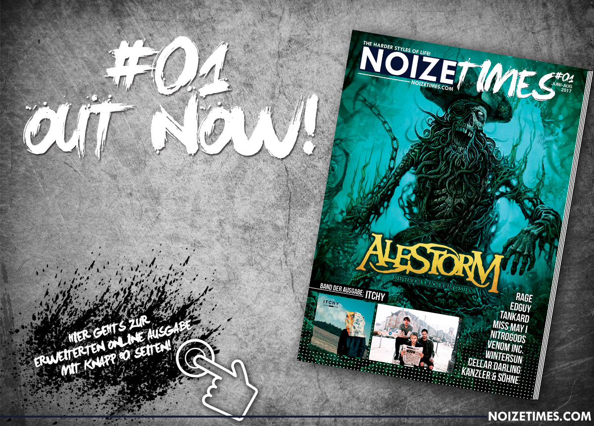NOIZETIMES #01 - OUT NOW!!!